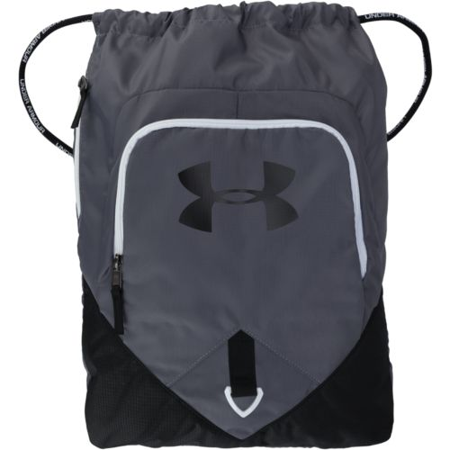 color grey under armour undeniable sackpack b
