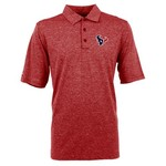 Antigua Men's Houston Texans Finish Polo Shirt