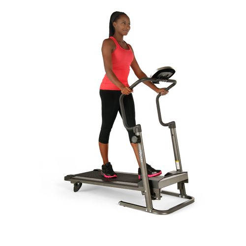 Stamina® Avari® Adjustable-Height Magnetic Treadmill - view number 4