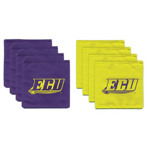 BAGGO® East Carolina University 9.5 oz. Replacement Beanbag Toss Beanbags 8-Pack