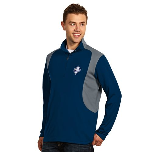Antigua Men's Tampa Bay Rays Delta Pullover - view number 1
