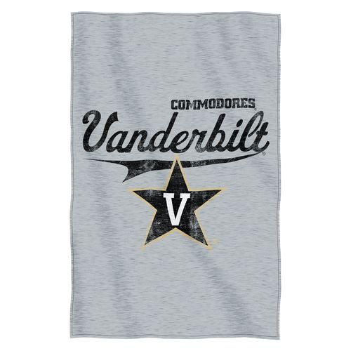 The Northwest Company Vanderbilt University Sweatshirt Throw