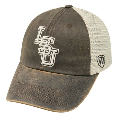 Display product reviews for Top of the World Adults' Louisiana State University ScatMesh Cap