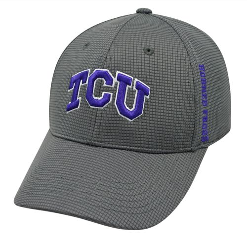 Top of the World Men's Texas Christian University Booster Plus Cap