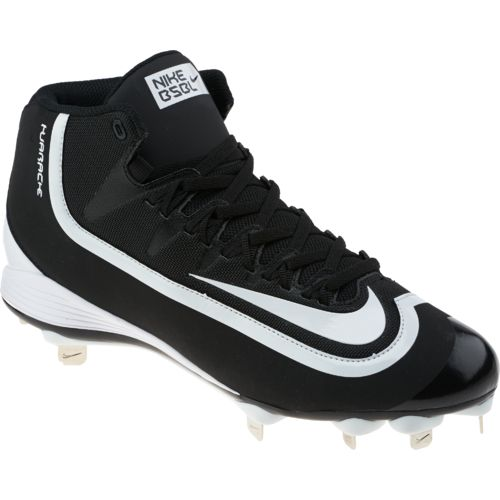 Nike Men's Huarache 2KFilth Pro Mid Baseball Cleats - view number 2