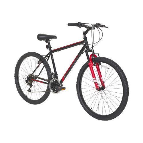 Magna Men's Silver Canyon 26' 18-Speed Bicycle