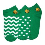 Atlanta Hosiery Company Women's Southeastern Louisiana University No-Show Socks