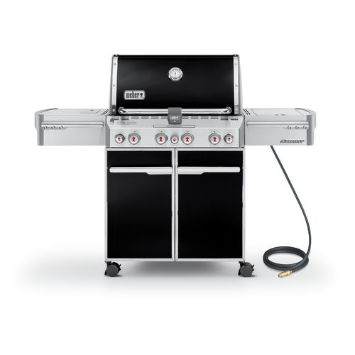 Weber® Summit® E-470™ 4-Burner Natural Gas Grill - view number 3