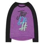Nike Girls' Just Do It Dri-FIT Long Sleeve T-shirt