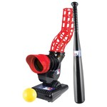 Franklin Kids' MLB Pitch-N-Hit Pitching Machine