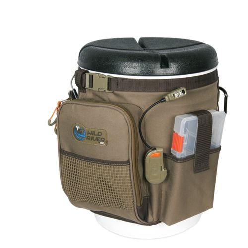 Wild River® Tackle Tek™ Rigger Lighted 5-Gallon Bucket