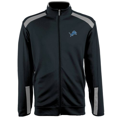 Antigua Men's Detroit Lions Flight Jacket