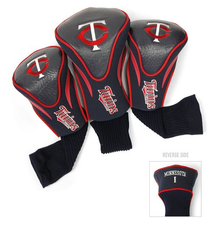 Team Golf Minnesota Twins Contour Sock Head Covers