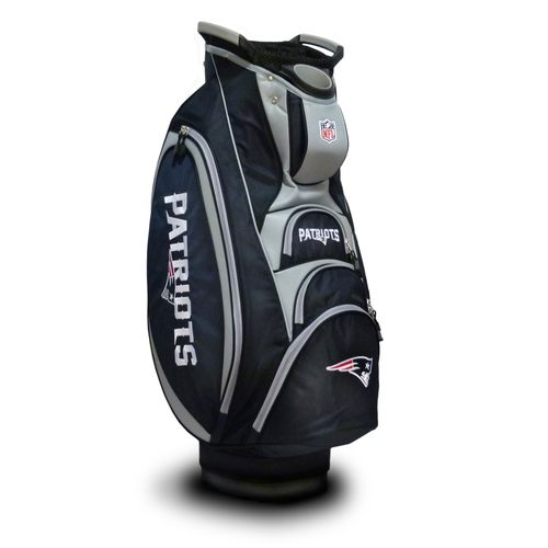 Team Golf New England Patriots Victory Cart Golf Bag