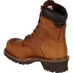 Chippewa Boots Oblique Steel-Toe Logger Rugged Outdoor Boots - view number 3