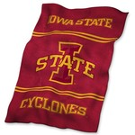 Logo™ Iowa State University Ultrasoft Blanket - view number 1