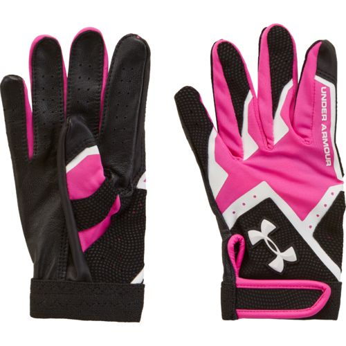 Under Armour Kids' Clean Up VI T-ball Batting Gloves