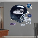 Fathead New York Giants Real Big Throwback Helmet Decal