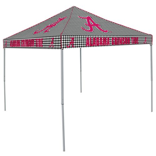 Logo University of Alabama 9' x 9' Houndstooth