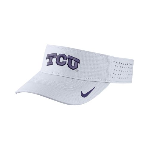 Nike™ Men's Texas Christian University Vapor Adjustable Visor