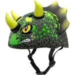 Raskullz Kids' T-Chopz Triceratops Bike Helmet - view number 1