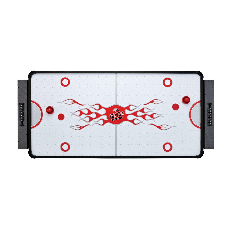 ... Fat Cat 3 In 1 Flip Air Hockey/Billiards/Table Tennis Game ...
