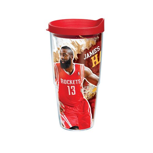 Tervis Houston Rockets James Harden 24 oz. Tumbler