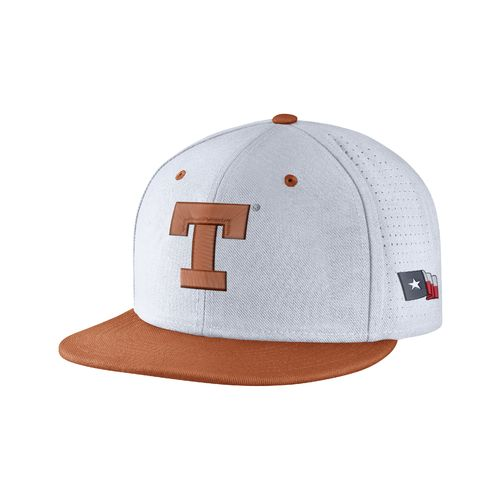 Nike™ Men's University of Texas True Vapor Fitted Cap