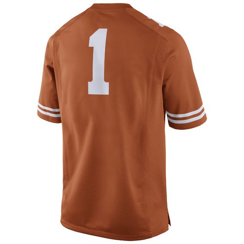 Nike Men's University of Texas Game Jersey - view number 2