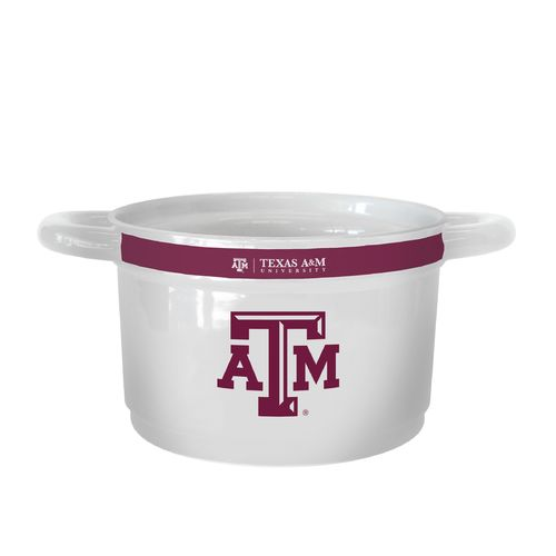 Boelter Brands Texas A&M University Gametime 23 oz. Ceramic Bowl