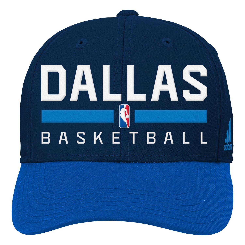 adidas™ Boys' Dallas Mavericks Adjustable Practice Cap