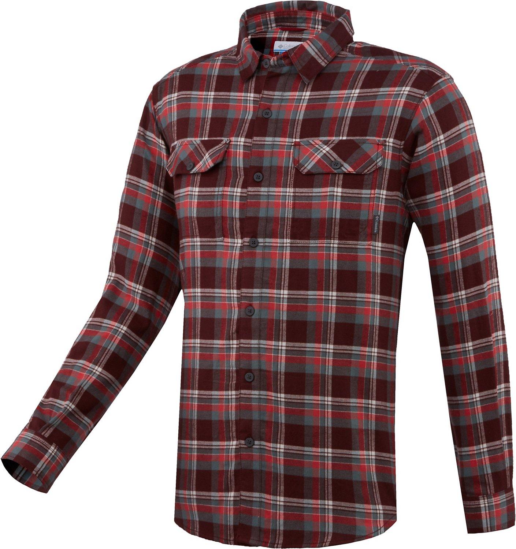 Columbia Sportswear Men's Flare Gun™ Flannel III Long Sleeve Shirt