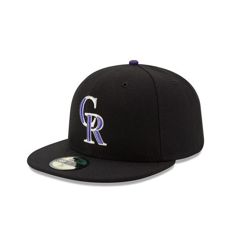 New Era Men's Colorado Rockies 2016 59FIFTY Cap