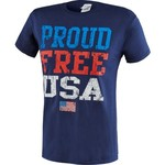 Academy Sports + Outdoors™ Adults' Americana 2016 Proud and Free T-shirt