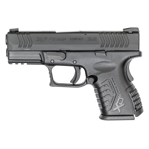 """Display product reviews for Springfield Armory® XD(M)® .45 ACP 3.8"""" Compact Pistol"""
