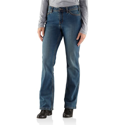 Display product reviews for Carhartt Women's Jasper Relaxed Fit Denim Jean