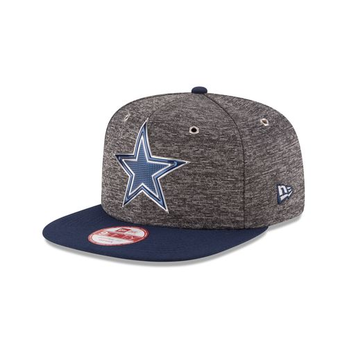 New Era Men's Dallas Cowboys Draft Snapback Cap