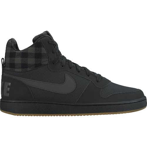 Nike™ Men's Court Borough Mid Premium Basketball Shoes