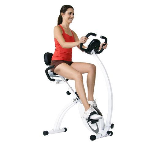 Body Rider 2-in-1 Folding Upright/Recumbent Exercise Bike - view number 3