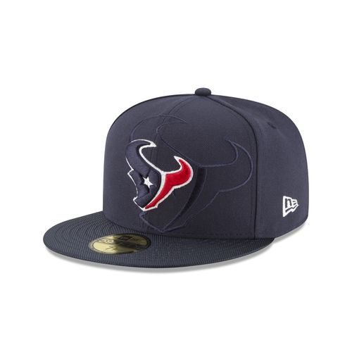 New Era Men's Houston Texans 59FIFTY Onfield Sideline Cap