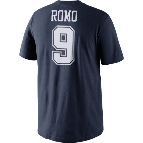 Nike™ Men's Dallas Cowboys Tony Romo #9 Player Pride T-shirt