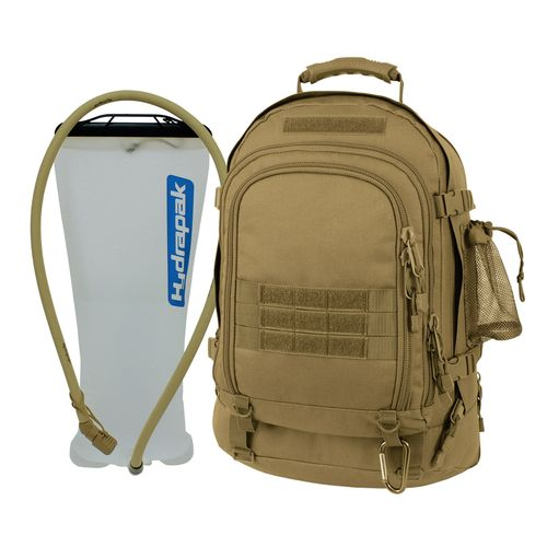 CODE ALPHA 3-Day Expandable Tactical Backpack