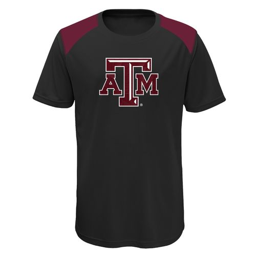 Gen2 Boys' Texas A&M University Ellipse Performance Top