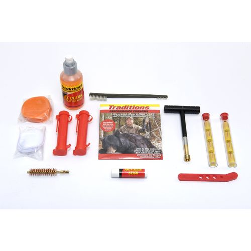 Traditions 209 Load It/Shoot It/Clean It Kit
