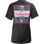 Three Squared Juniors' Southeastern Louisiana University Knotty Tide T-shirt