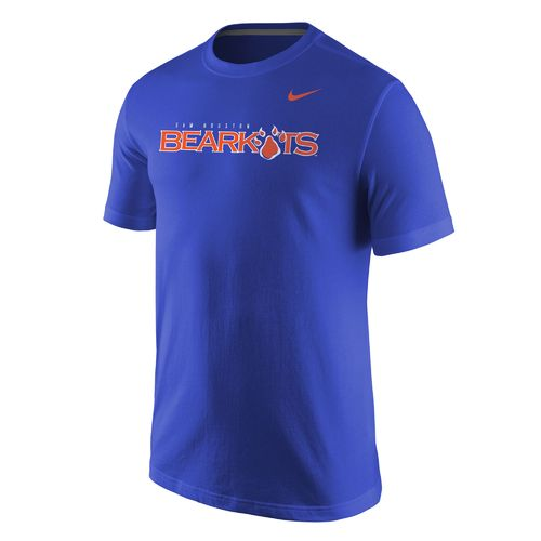 Nike™ Men's Sam Houston State University Wordmark T-shirt