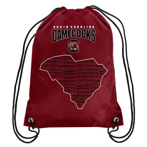 Forever Collectibles™ University of South Carolina Drawstring Backpack