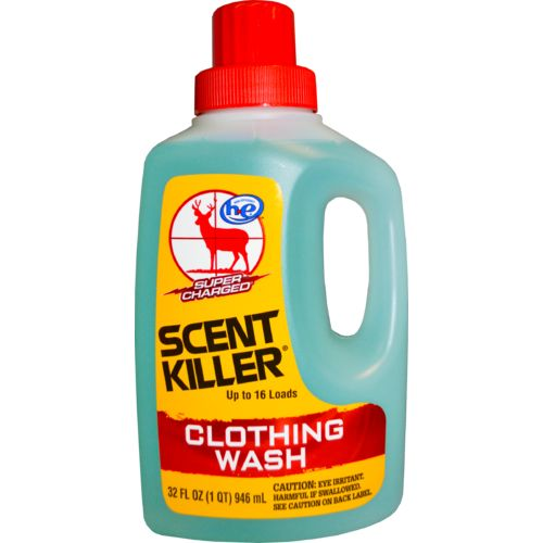 Wildlife Research Center® Super Charged® Scent Killer® 35 fl. oz. Clothing Wash