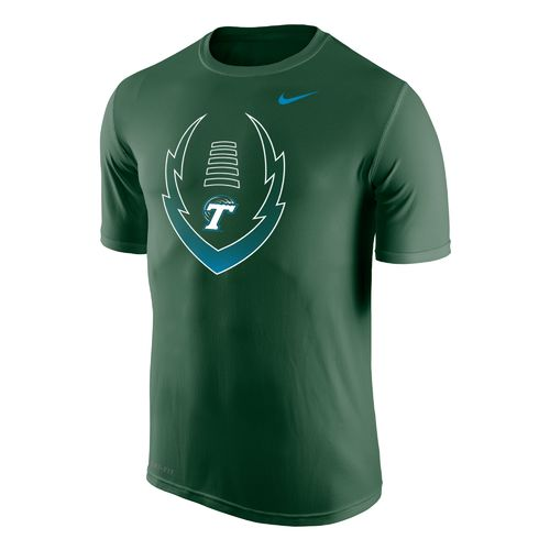Nike™ Men's Tulane University Dri-FIT Legend 2.0 T-shirt