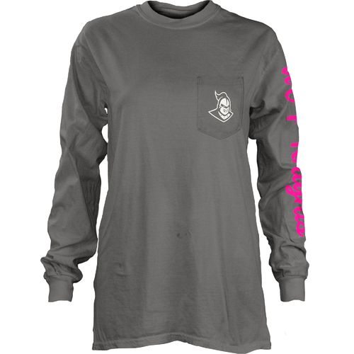 Three Squared Juniors' University of Central Florida Cynthia Pocketed Long Sleeve T-shirt - view number 2